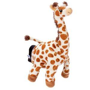 Marionnette de main Girafe